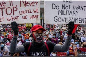 """Grushti i shtetit në Mianmar/ """"Hyn në lojë"""" OKB-ja, paralajmëron juntën ushtarake: Do të keni pasoja të rënda"""
