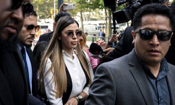 """Arrestohet gruaja e bosit më të madh të drogës """"El Chapo"""", nën akuzë për komplot për shpërndarje heroine e kokaine"""