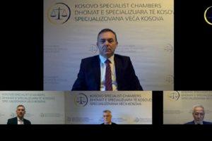 """""""Kaos"""" dhe """"Varrosje e provave""""/ Avokatët e ish-krerëve të UÇK-së akuza Prokurorisë Speciale: Bëhet për të na vështirësuar mbrojtjen"""