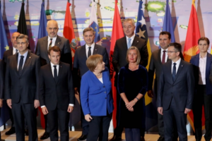 Rama, Merkel, Macron dhe 20 liderë botërorë bëhen bashkë, firmosin Traktatin PostPandemi