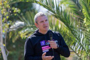 Mesazhi publik i drejtuesit politik të Partisë Socialiste për Qarkun e Vlorës Damian Gjiknuri drejtuar zgjedhësve në ditën e votimit
