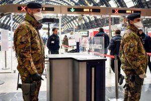 Vala e tretë e COVID-19/ Italia vendos karantinë 5-ditore për udhëtarët nga vendet e BE