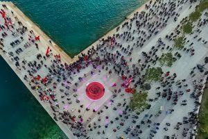Gjiknuri, Denaj, Kuri e Ramaj miting përmbyllës të fushatës në Sarandë/Gjiknuri: Në 25 Prill votojmë për Shqipërinë dhe i japim PS mandatin e tretë
