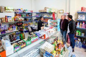 Bujar Leskaj takime me biznesin e vogël,Programi i PD-së, frymë për biznesin dhe ekonominë