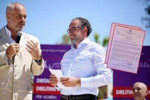 """Socialistët e Vlorës duan t'i bëjnë """"gjyq"""" para Edi Ramës, Dritan Leli u përgjigjet këshilltarëve: Mbledhjen ta bëjmë online, se grumbullimet nuk lejohen!"""