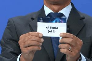 """""""Mbretëresha"""" e futbollit shqiptar njeh rivalët në Champions Legaue, përballet me kampionët e Moldavisë"""