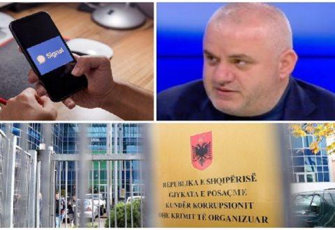"""""""SPAK do godasë si rrufeja""""- Artan Hoxha paralajmëron arrestime të bujshme: Zyrtarë të lartë kanë frikë nga përgjimi, më kërkojnë të flasim me """"Signal"""""""