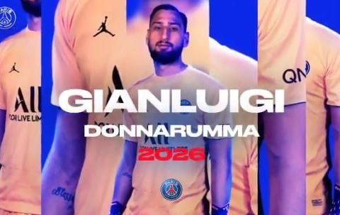 Zyrtarizohet kalimi i Donnarummas te PSG, portieri italian firmos për 5 vite me gjigantët francezë