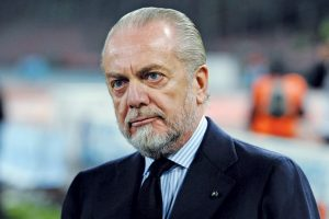 Presidenti i Napolit rihedh idenë e Superligës Evropiane: Një kompeticion i ri që shkon në 10 miliardë euro