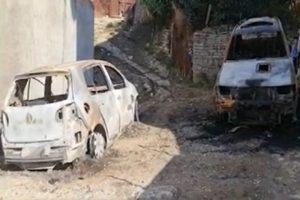 Ç'po ndodh në Vlorë? I vihet zjarri edhe një tjetër makine.