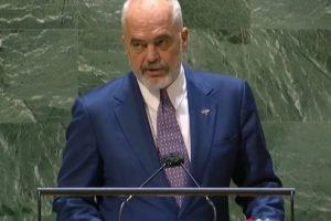 Rama e thotë para të gjithëve në Asmablenë e OKB-së: Njihni pavarësinë e Kosovës, kjo është alternativa e vetme e Serbisë