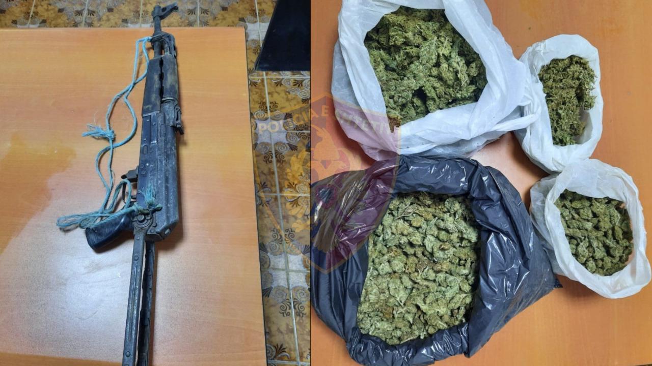 Vlorë/Vijon puna e pandërprerë për parandalimin, evidentimin dhe goditjen e veprimtarisë kriminale në fushën e narkotikëve.